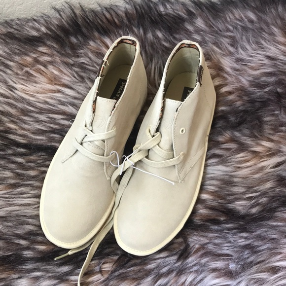 b276a45a25a Phat Farm boots suede upper leather men's 8.5